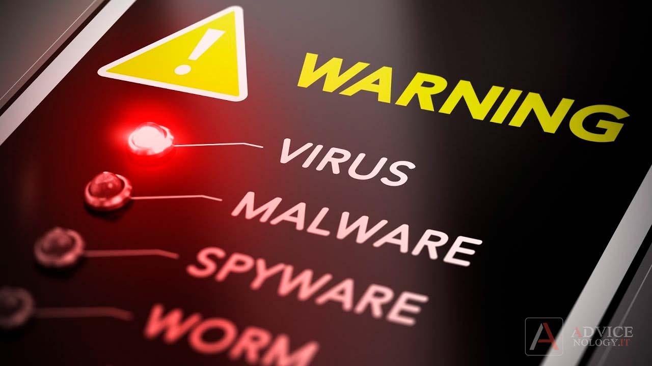 risoluzione problemi da malware
