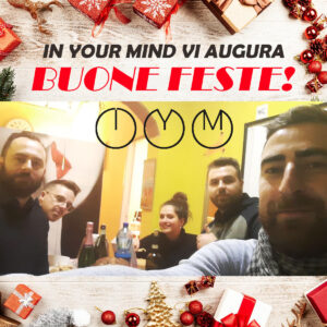 Buon natale dalla in your mind 2020